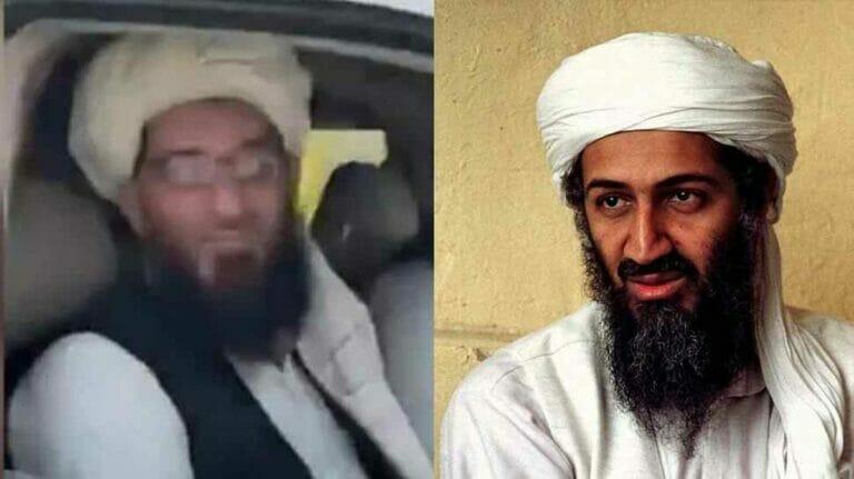 Amin-ul-Haq und Osama bin Laden