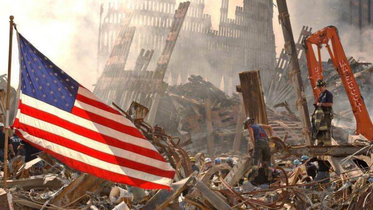 Am Samstag jährt sich der Terroranschlag von 9/11 zum 20. Mal