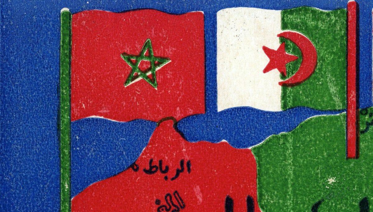 Algerien bricht dipolamotsichen Beziehungen zu Marokko ab