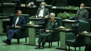 Kommandeur der Islamischen Revolutionsgarden und Stabschef der Armee, Mohammad Bagheri
