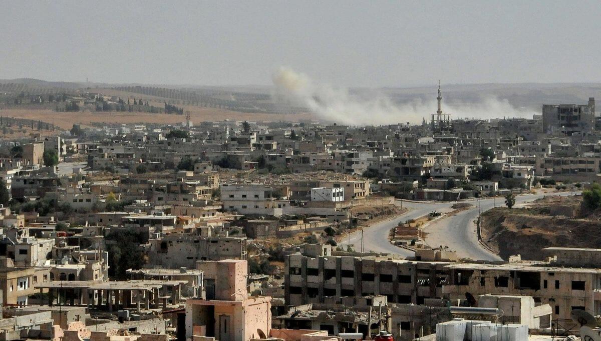 Syrische Regimekräfte rücken weiter auf Daraa al-Balaad vor