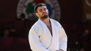 10-jährige Sperre: der algerische Judoka Fethi Nourine