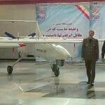Iranische Drohnen (Quelle: Twitter)