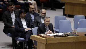 Der Iran war über Bennetts UN-Rede nicht erfreut