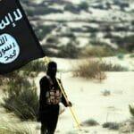 Kämpfer des Islamischen Staats im Irak