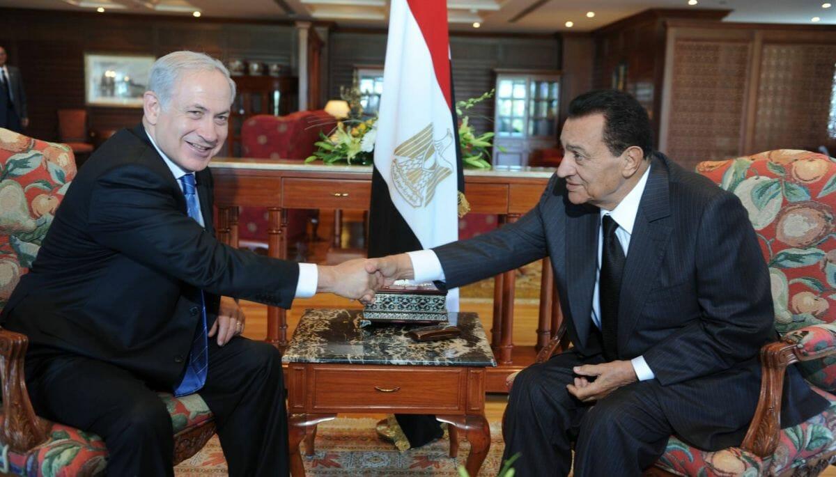 Das letzte israelisch-ägyptische Treffen von Regierungschefs fand 2011 zwischen Netanyahu und Mubarak statt
