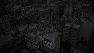 Aufgrund von Treibstoffmangel kommt es in Beirut immer wieder zu Stromausfällen
