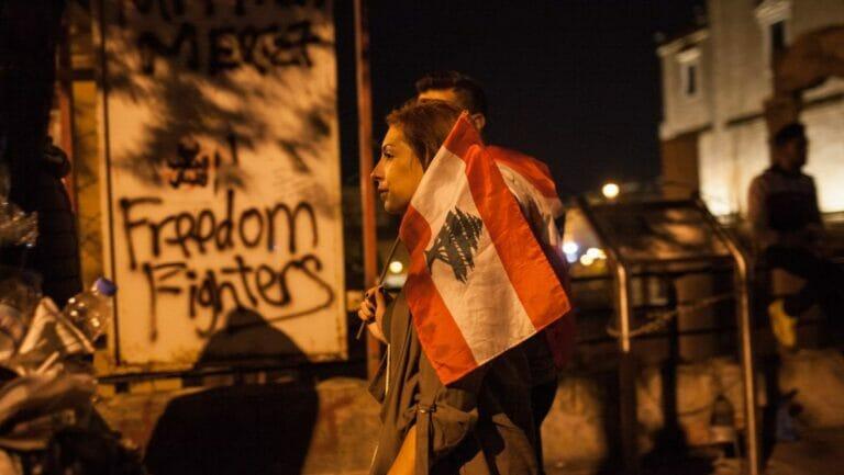 Protest gegen die Krise im Libanon richtet sich immer öfter auch gegen die Hisbollah