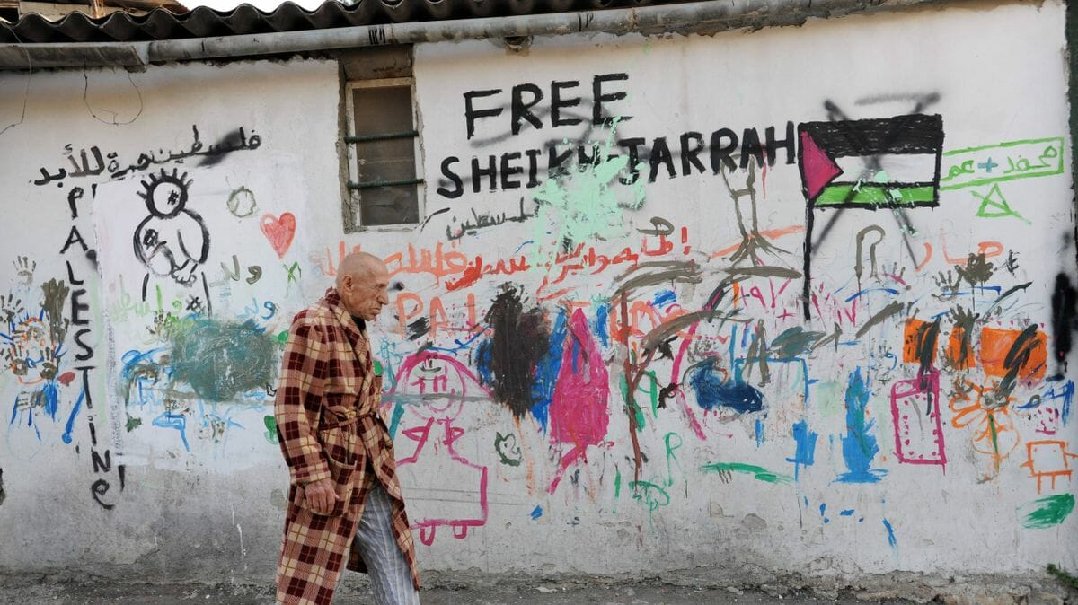 Im Streit um Sheikh Jarrah geht es auch um die Zukunft Jerusalems