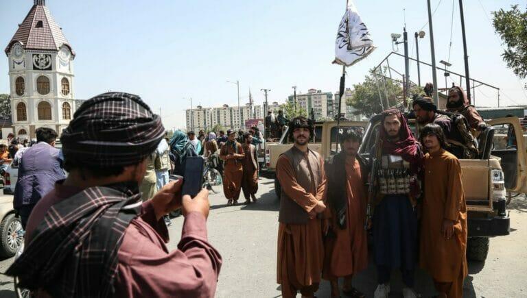 Ursprünglich wollten die Taliban Kabul am 15. August gar nicht einnehmen