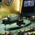 Die UNO-Generalversammlung in New York