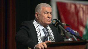 Fatah-Zentralkomitee-Mitglied Abbas Zaki