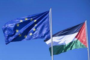 Was einen großen Teil des Westjordanlands anbelangt, misst die EU mit zweierlei Maß. (© imago images/IPON)