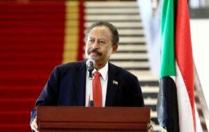 Abdalla Hamdok, Premierminister des Sudan, wird von den Putschisten an einem unbekannten Ort festgehalten. (© imago images/Xinhua)