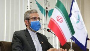 Der iranische Atomverhandler Ali Bagheri Kani ist ein Gegner des Atomdeals
