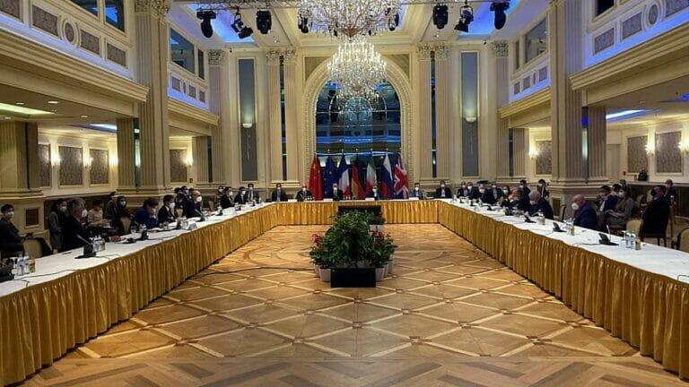 Verhandlungen in Wien zum Wiedereinstieg der USA in den Atomdeal