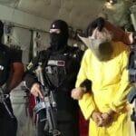 Bilder des verhafteten IS-Führers Sami Jasim Muhammad Al-Jaburi