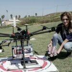 Testlauf für das israelische Lieferdrohnenprojekt