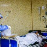 Die Krankenhäuser in Syrien geraten an ihre Kapazitätsgrenzen