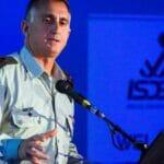 Neuer Befehlshaber des militärischen Geheimdienstes in Israel, Generalmajor Aharon Haliv