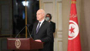Der tunesische Präsident Kais Saied ist verärgert über die internationalen Ratingagenturen