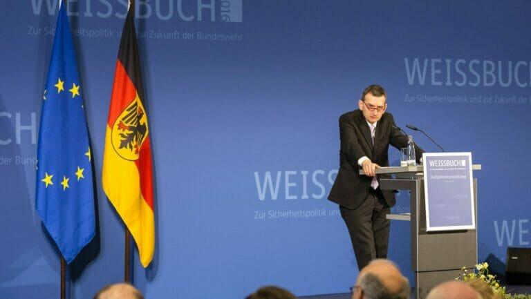 Direktor der Stiftung Wissenschaft und Politik, Volker Perthes
