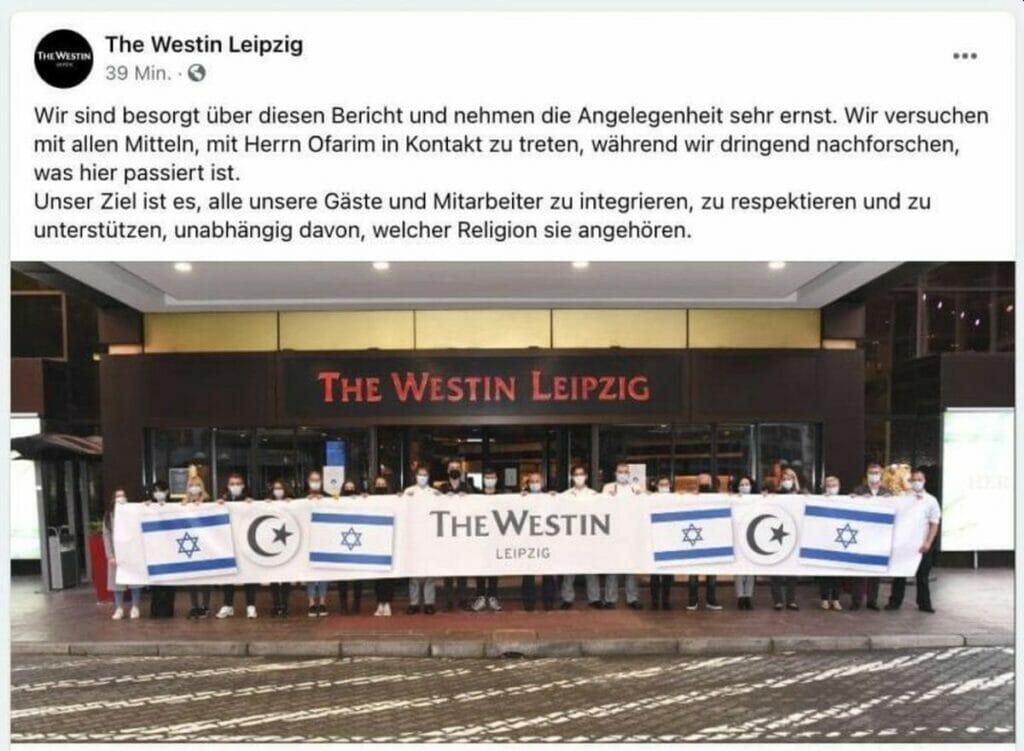 Antisemitismus: Ein (missglückter) PR-Stunt zur Schadensbegrenzung