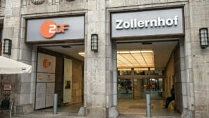 Das ZDF ist wegen antismeitischer aussagen eine rMitarbeiterin in die Kritik geraten